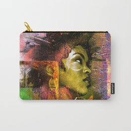 Mrs Hill Carry-All Pouch