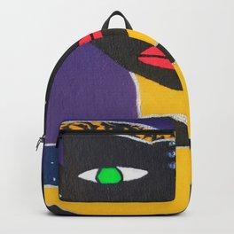 Ebony Galactica Backpack