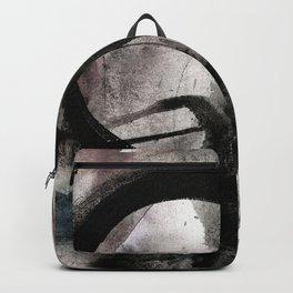 Enso Of Zen No.4M by Kathy Morton Stanion Backpack