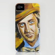 Willy Wonka iPhone (4, 4s) Slim Case