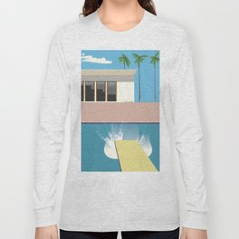Swimming Pool, Long Sleeve T-shirt