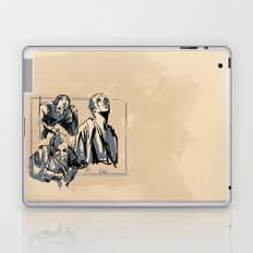 Floki Sketches 2 Laptop & iPad Skin