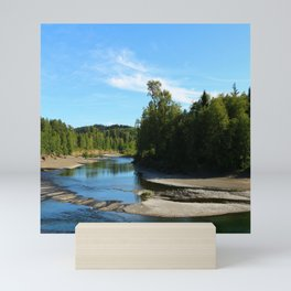 Quillayute River Mini Art Print