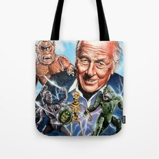 Ray Harrihausen Tote Bag