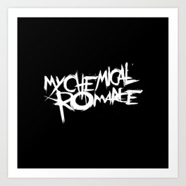 My Chemical Romance Art Print