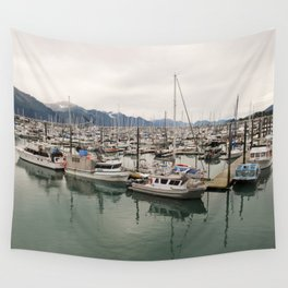 Port of Call Wall Tapestry