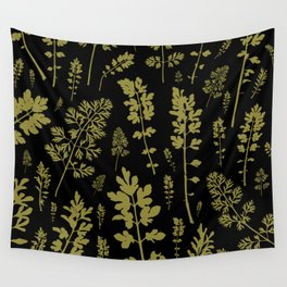 parsley forest Wall Tapestry