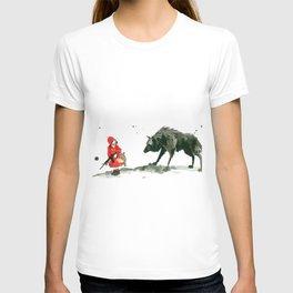 amazing little girl T-shirt