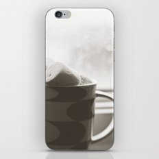 sunday hot chocolate.  iPhone & iPod Skin