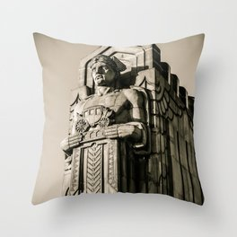 TITAN 2 Throw Pillow