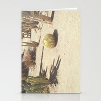 cacti Stationery Cards featuring Cacti by Amber Barkley