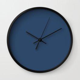 San Juan - Solid Color Wall Clock