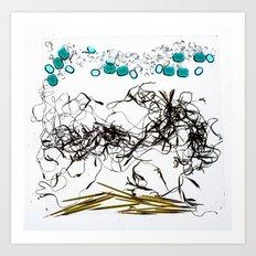 Cheap Spells & Quills Art Print