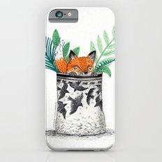 Fox Pot Slim Case iPhone 6s