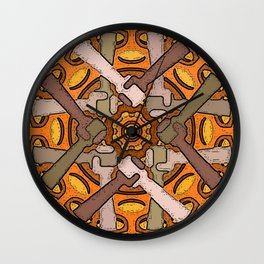 I Wanna Hold Your Hands Wall Clock