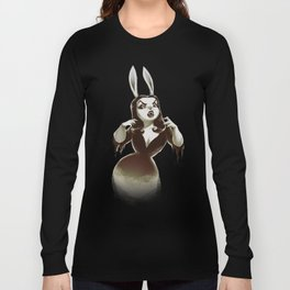 Vampirabbit Long Sleeve T-shirt