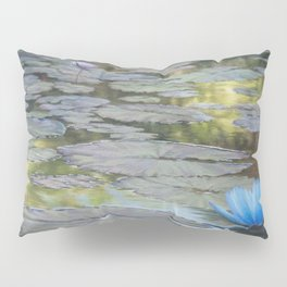 Water Lilies Afloat Pillow Sham
