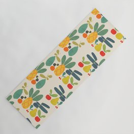 Fruits Yoga Mat