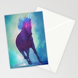 Fantasy Unicorn Stationery Cards