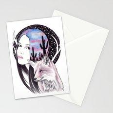 Desert Skies Stationery Cards