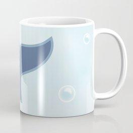 Save a Whale Coffee Mug