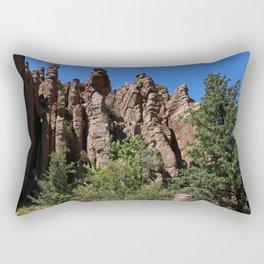 Organ Pipes At Bonita Canyon Rectangular Pillow