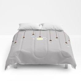 Light Bulbs Comforters
