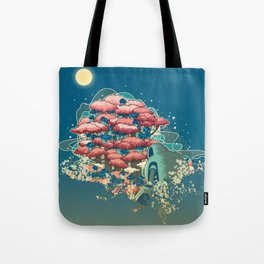 Journey /Discovery  Tote Bag