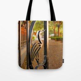 Heron Gate Tote Bag