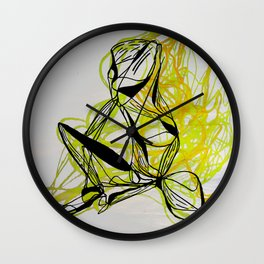 ÁMBAR Wall Clock