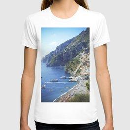 Amalfi coast, Italy T-shirt