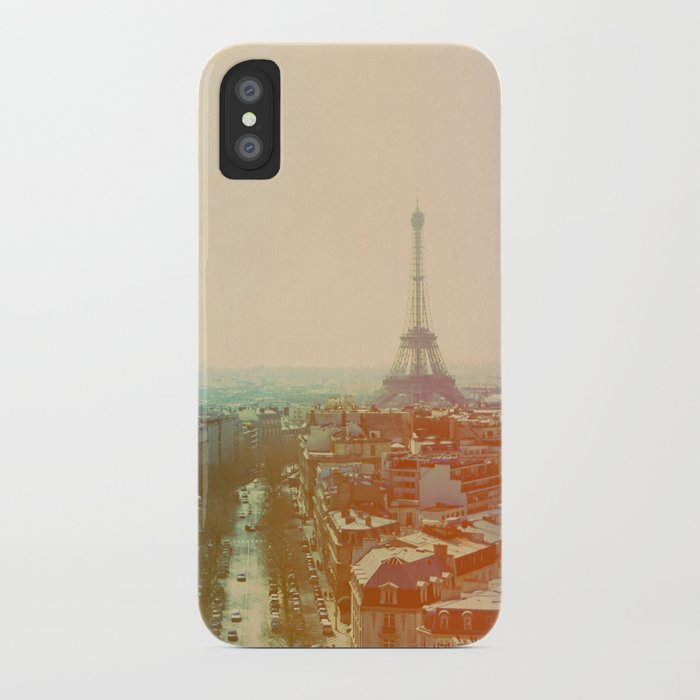 Iron Lady iPhone Case