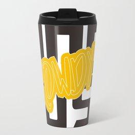 Ronda Rousey Rowdy Travel Mug