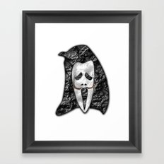 Dali scream Framed Art Print