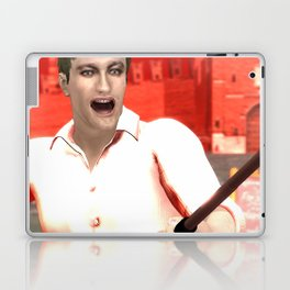 SquaRed: Hell Year Laptop & iPad Skin