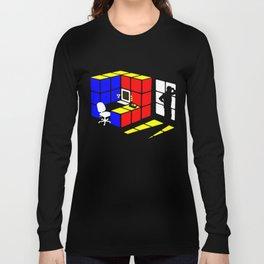 Rubix Cubicle Long Sleeve T-shirt