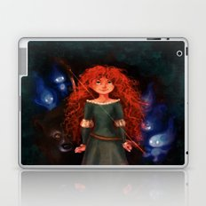 Bravery Laptop & iPad Skin