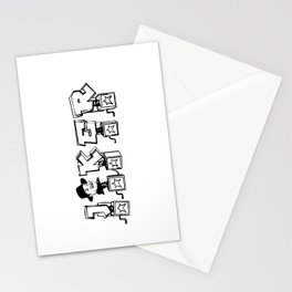 Little superheroes - Jack Stationery Cards