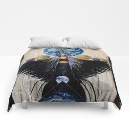 Between the Worlds Comforters