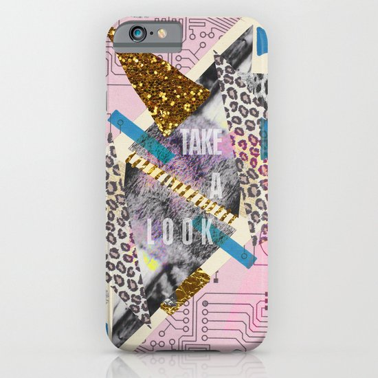 (DREAMER) Take A Look  iPhone & iPod Case