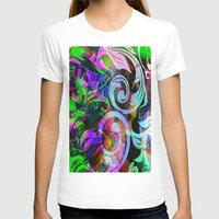 romance T-shirts featuring Romance by shiva camille