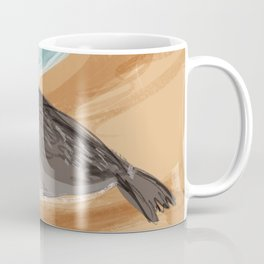 Caspian seal Coffee Mug