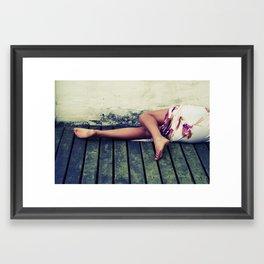 natura Framed Art Print