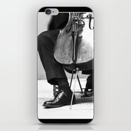 The Cellist iPhone Skin