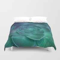 surrealism Duvet Covers featuring Surrealism by 83 Oranges™