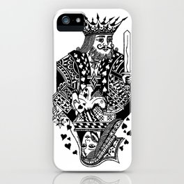 Dan , Popa De Pica Damele iPhone Case