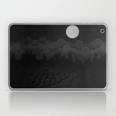 A night in the woods Laptop & iPad Skin