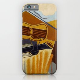 "Juan Gris ""Still Life with a White Cloud"" iPhone Case"