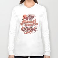 castlevania Long Sleeve T-shirts featuring Curse by Mary Kate McDevitt