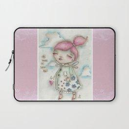 A Hope-Spreading Fairy Laptop Sleeve